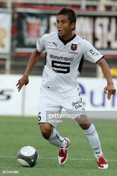 Junichi INAMOTO Nice / Rennes Ligue1 2eme Journee Stade du Ray