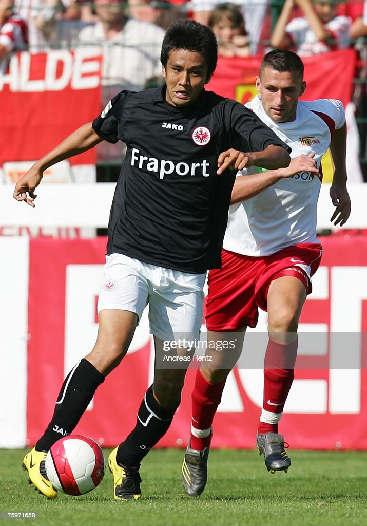 DFB German Cup - 1. FC Union Berlin v Eintracht Frankfurt : ニュース写真