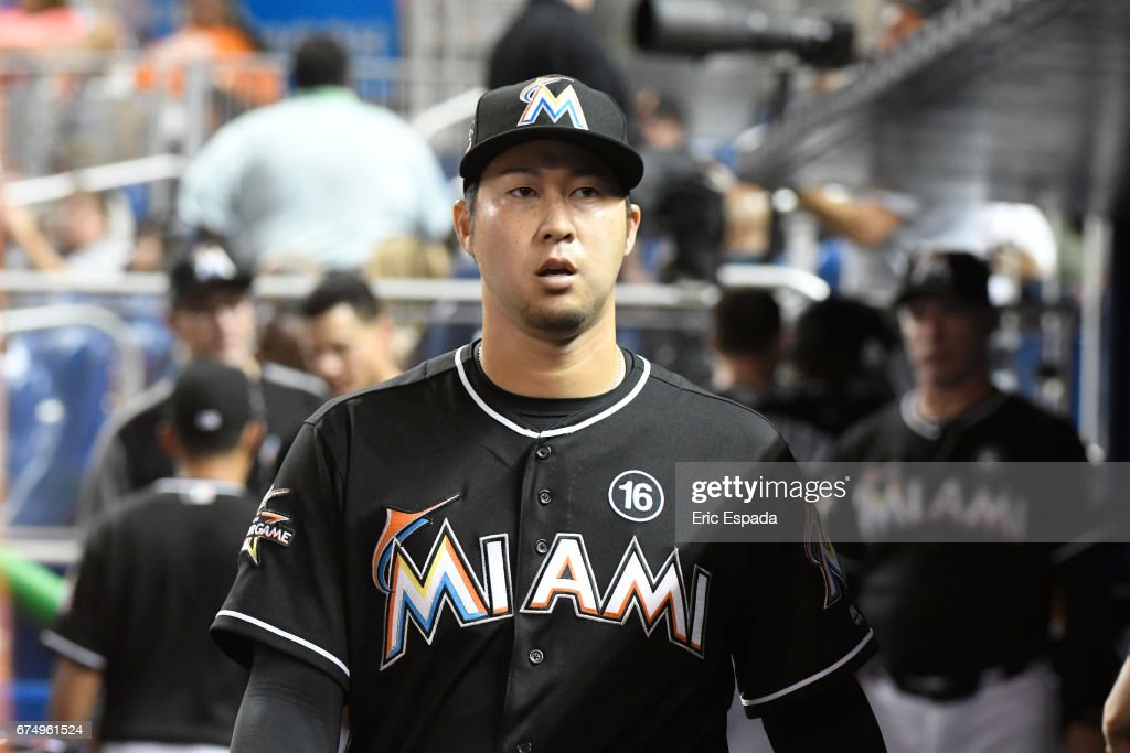 Pittsburgh Pirates v Miami Marlins : News Photo