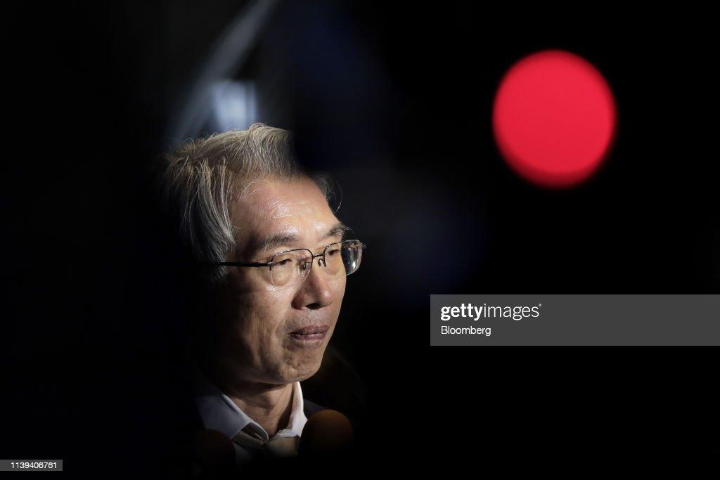 JPN: Carlos Ghosn's Lawyer Junichiro Hironaka Briefs Reporters
