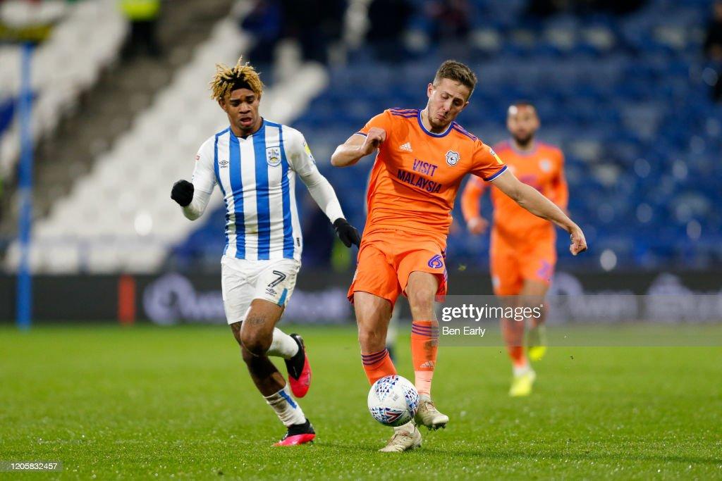Huddersfield Town v Cardiff City - Sky Bet Championship : News Photo