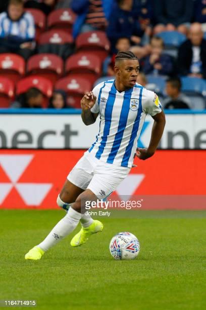 Juninho Bacuna of Huddersfield Town at John Smith's Stadium on July 27 2019 in Huddersfield England