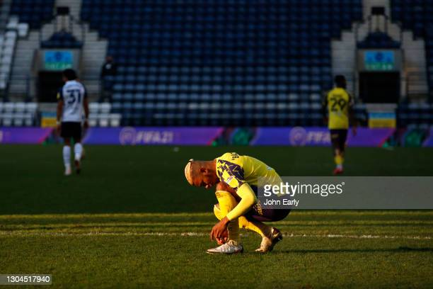 Juninho Bacuna of Huddersfield Town during the Sky Bet Championship match between Preston North End and Huddersfield Town at Deepdale on February 27,...