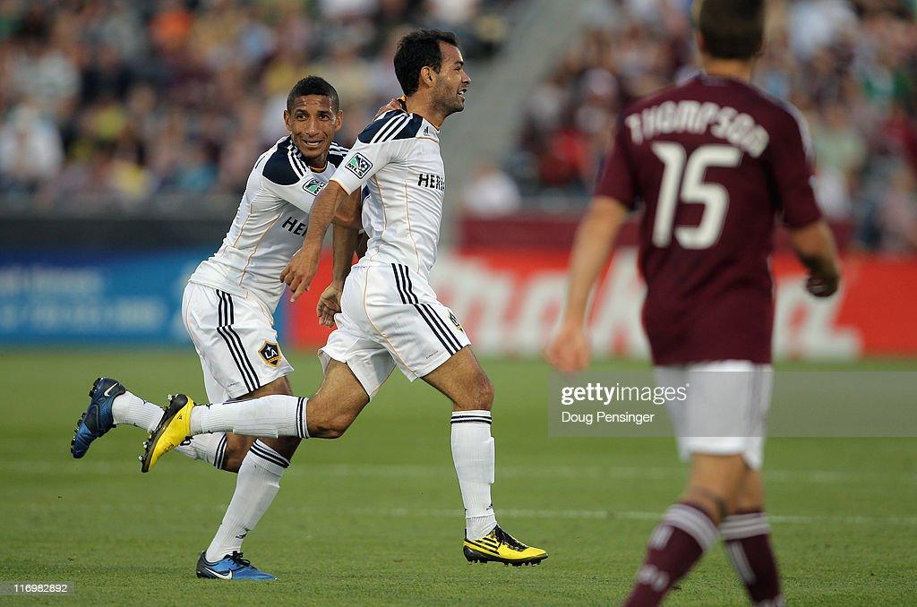 Los Angeles Galaxy v Colorado Rapids