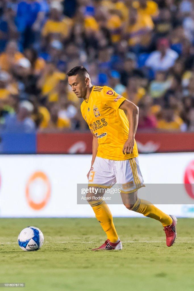 Tigres UANL v Toluca - Torneo Apertura 2018 Liga MX : News Photo