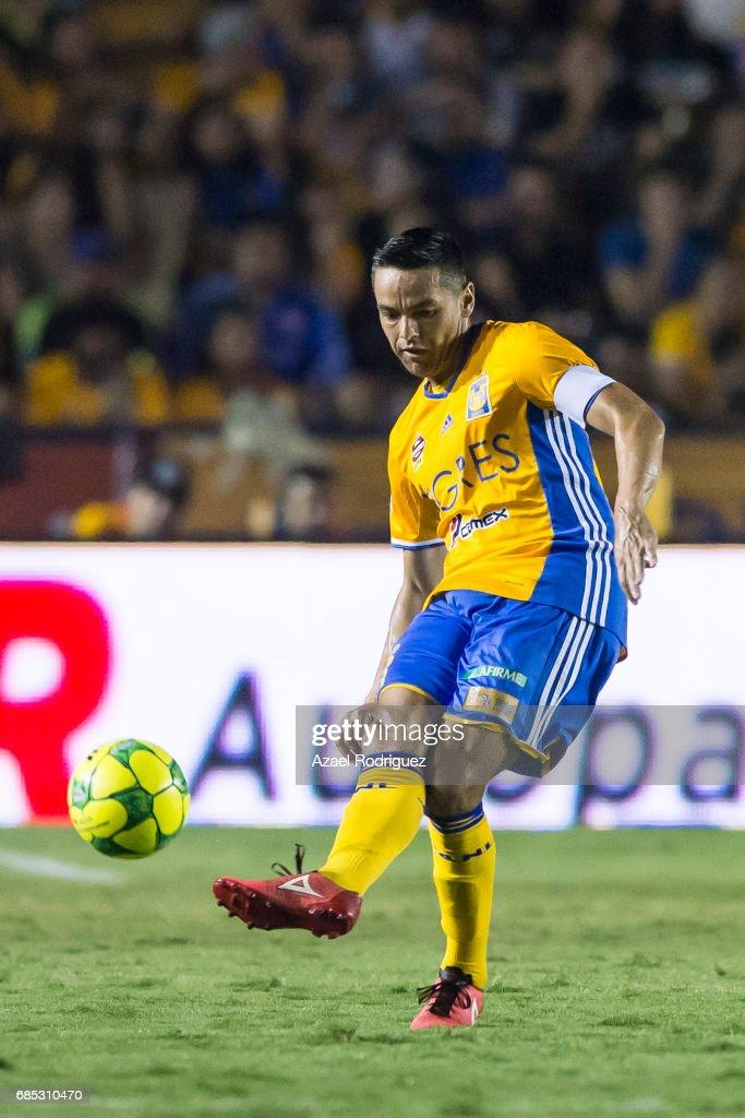 Tigres UANL v Tijuana - Playoffs Torneo Clausura 2017 Liga MX : News Photo