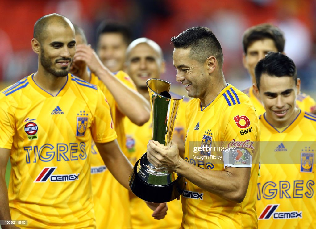 Campeones Cup 2018: Tigres UANL v Toronto FC : News Photo