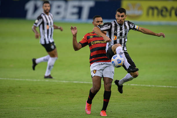 BRA: Atletico Mineiro v Sport Recife - Brasileirao 2021