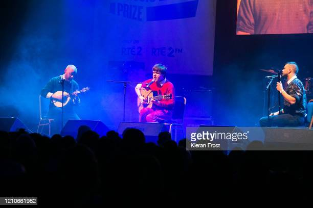 Junior Brother performs at the RTE Choice Music Prize at Vicar Street on March 05 2020 in Dublin Dublin