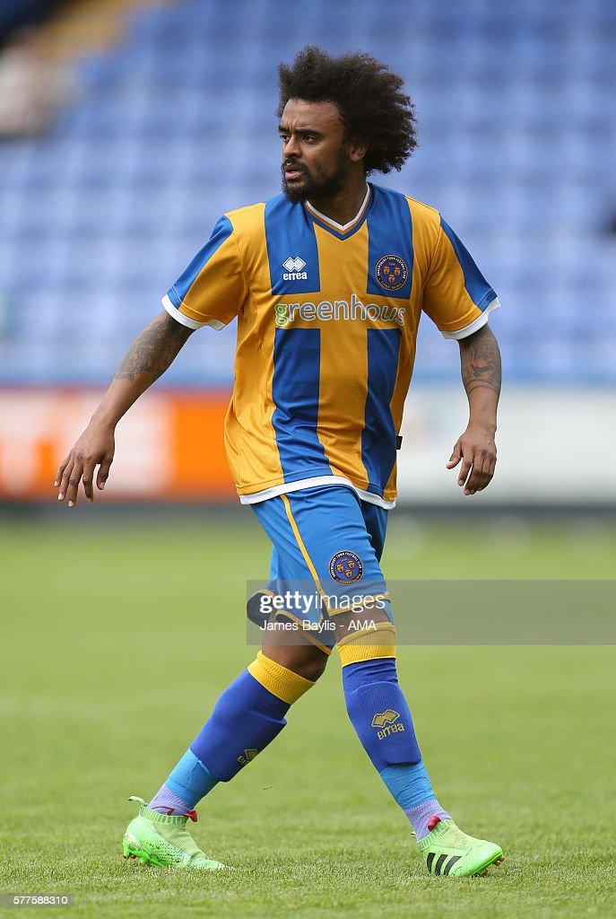 Shrewsbury Town v Cardiff City - Pre-Season Friendly