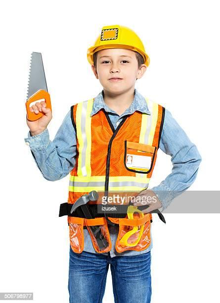 Trabajador de la construcción Junior