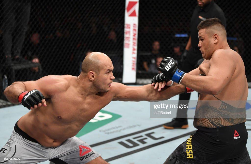 UFC Fight Night: Dos Santos v Tuivasa : News Photo