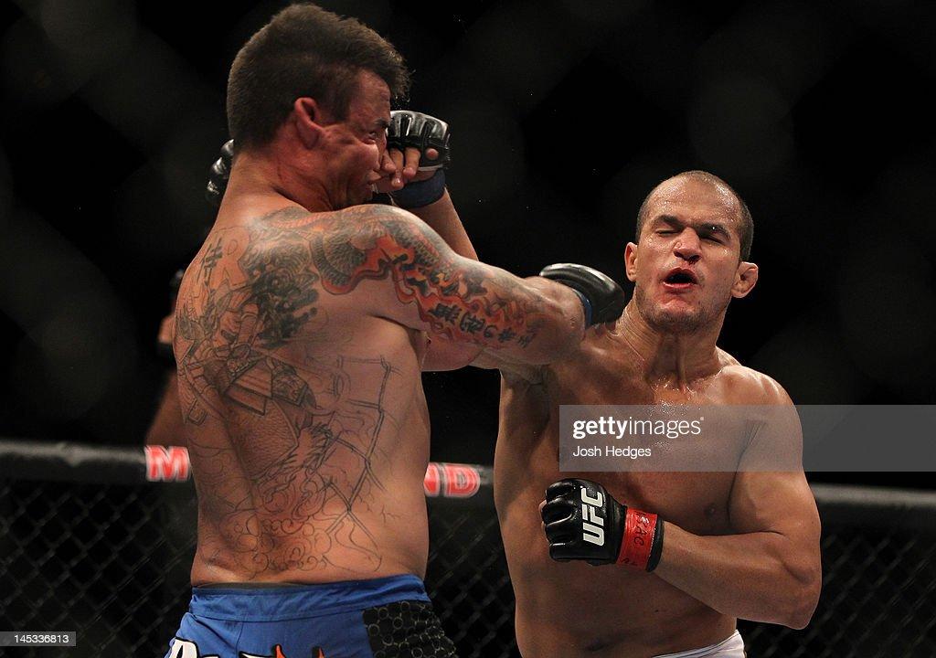 UFC 146: Dos Santos v Mir