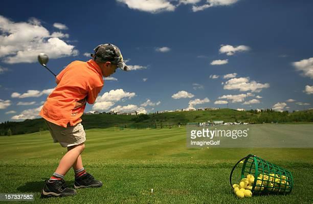 Golfeur Junior