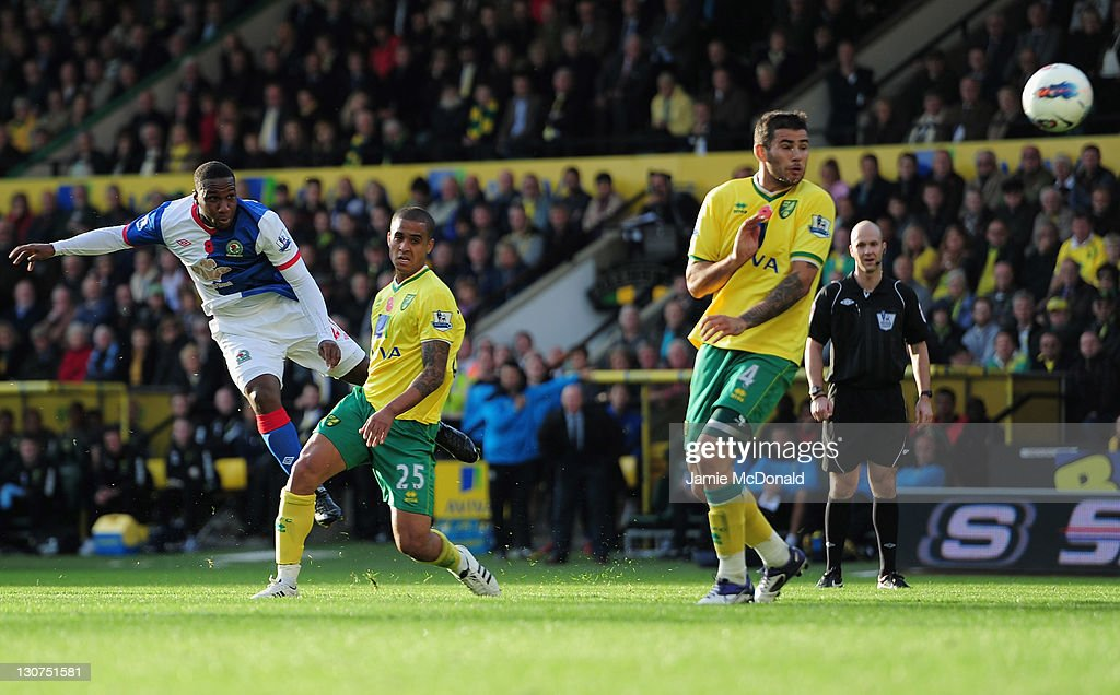 Norwich City v Blackburn Rovers - Premier League