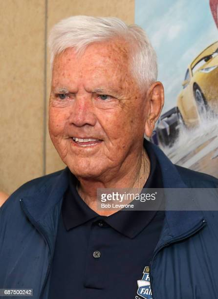 Junior Johnson attends the Special NASCAR Screening of Disney Pixar's CARS 3 on May 23 2017 in Kannapolis North Carolina