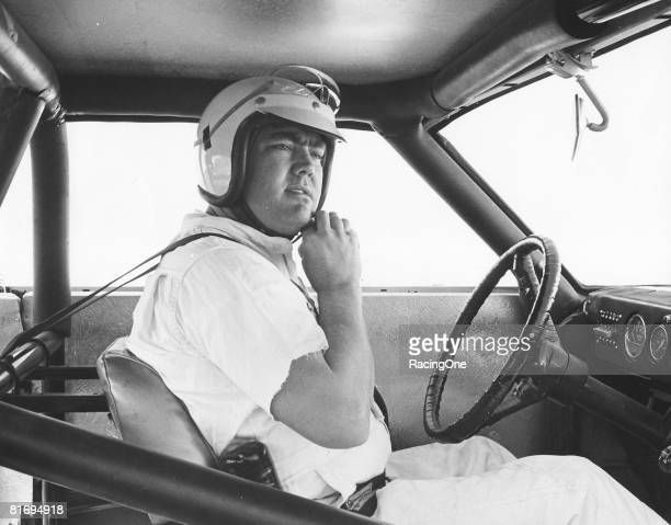 Junior Johnson drove his yellow Ford in 1965 a year before it appeared in enough of an altered state that garage dwellers labeled it the Yellow...