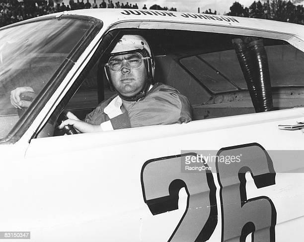 Junior Johnson winner of the 1965 Rebel 300