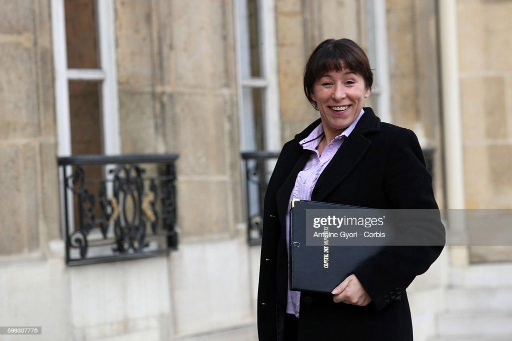 France - Politics - Junior Minister for Urban Affairs Fadela Amara : ニュース写真