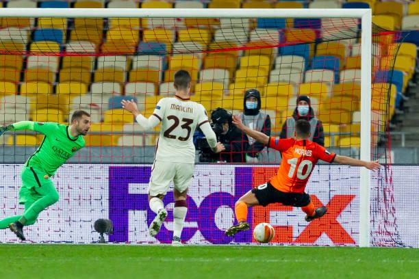 UKR: Shakhtar Donetsk v AS Roma - UEFA Europa League Round Of 16 Leg Two