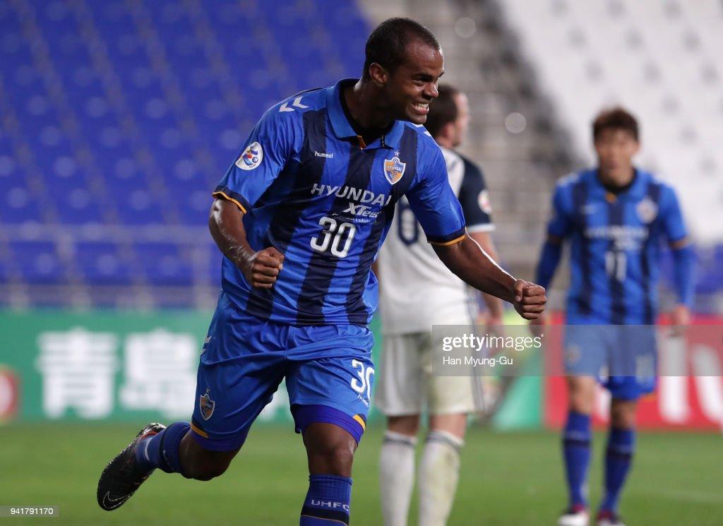 Ulsan Hyundai v Melbourne Victory - AFC Champions League Group F : News Photo