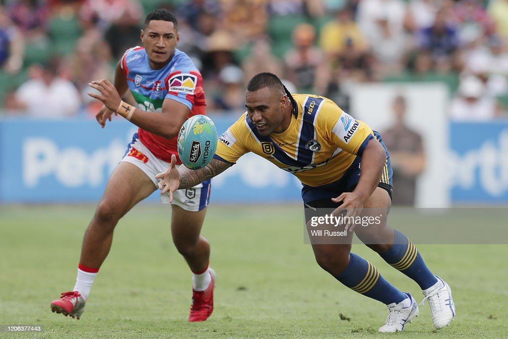 2020 NRL Nines - Day 2 : News Photo