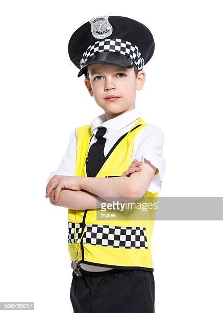 polícia junior - izusek - fotografias e filmes do acervo