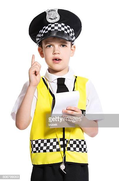 Junior Policeman