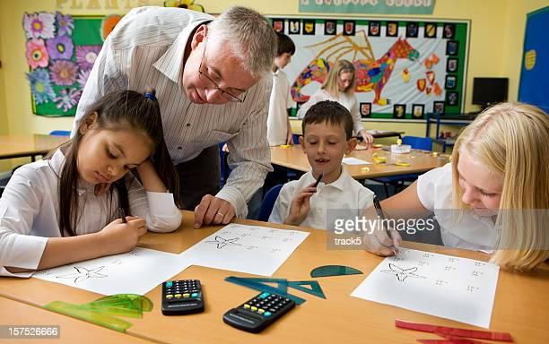 junior school: maths problems