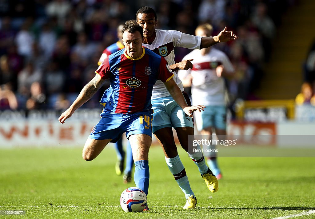 Crystal Palace v Burney - npower Championship : News Photo
