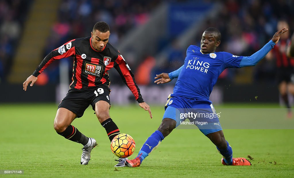 Leicester City v A.F.C. Bournemouth - Premier League : News Photo