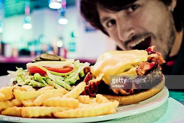 Junk food pleasure
