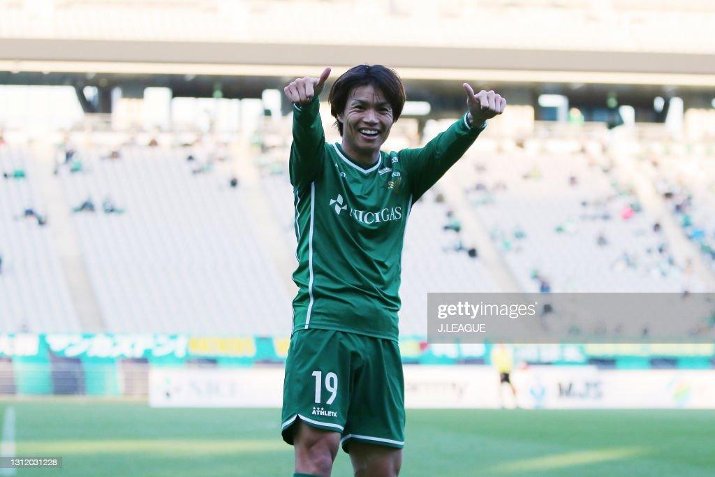 Tokyo Verdy v Renofa Yamaguchi - J.League Meiji Yasuda J2 : ニュース写真