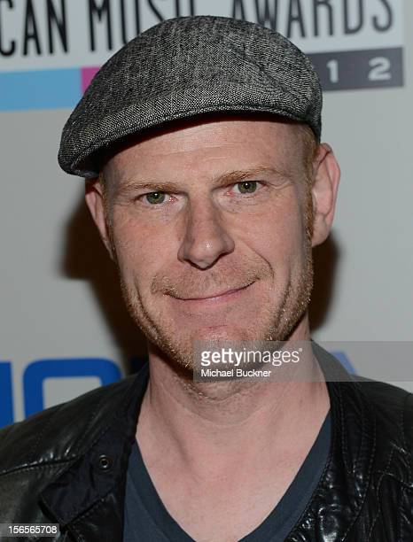 Junkie XL arrive at The 40th American Music Awards celebration of Electronic Dance Music at Nokia Theatre LA Live on November 16 2012 in Los Angeles...