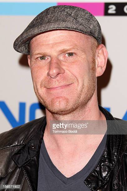 Junkie XL attends the 40th Anniversary of American Music Awards Electronic Dance Music Celebration held at the Club Nokia on November 16 2012 in Los...