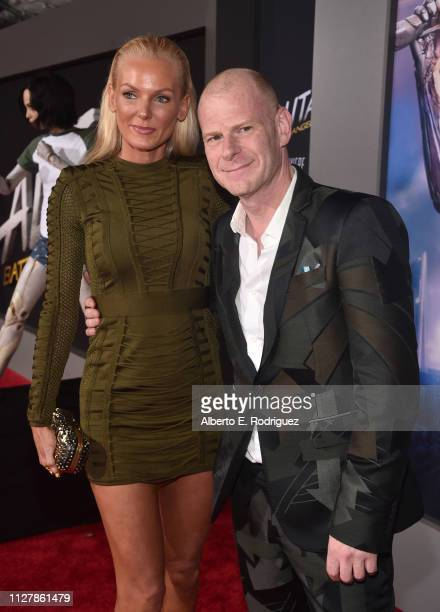 Junkie XL attends the premiere of 20th Century Fox's 'Alita Battle Angel' at Westwood Regency Theater on February 05 2019 in Los Angeles California