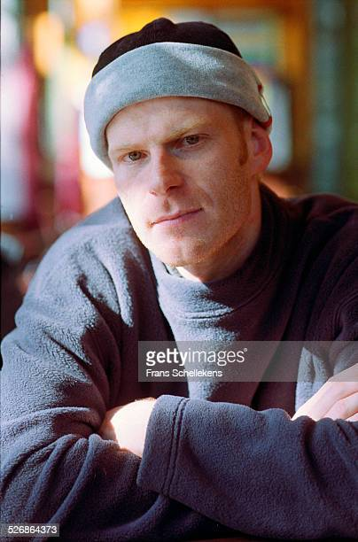 Junkie XL poses on September 23rd 1999 in Amsterdam Netherlands