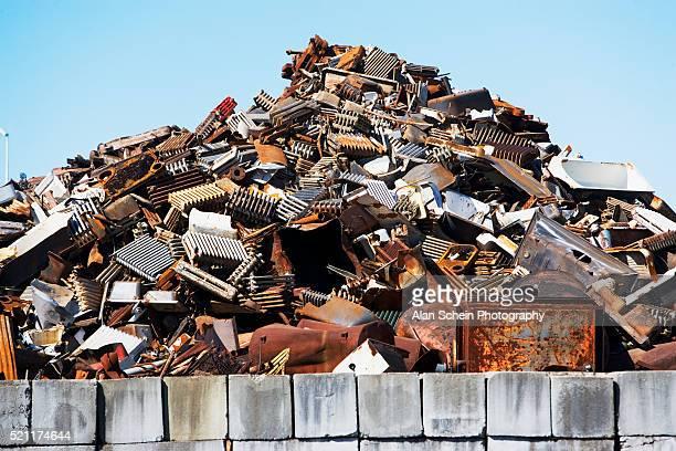junkyard - ferro velho imagens e fotografias de stock