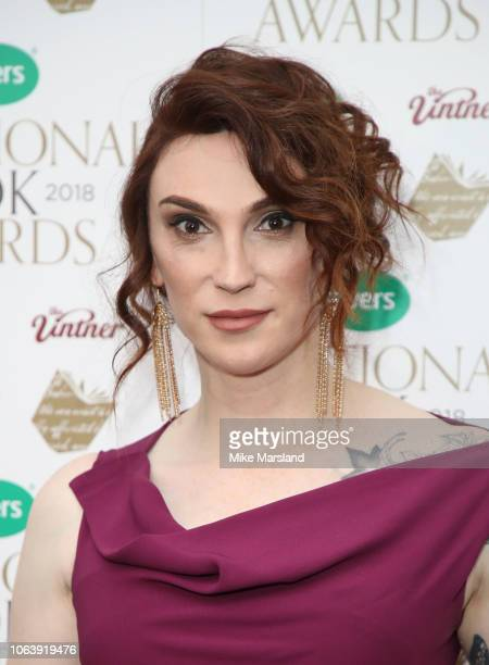 Juno Dawson attends the National Book Awards at RIBA on November 20 2018 in London England