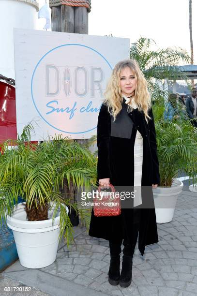 Juno Temple attends Christian Dior Cruise 2018 Welcome Dinner at Gladstone's Malibu on May 10 2017 in Malibu California