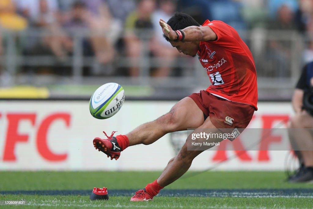 Super Rugby Rd 5 - Hurricanes v Sunwolves : ニュース写真