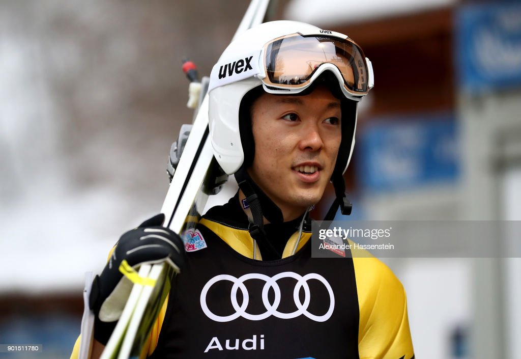 FIS Nordic World Cup - Four Hills Tournament Qualification : ニュース写真