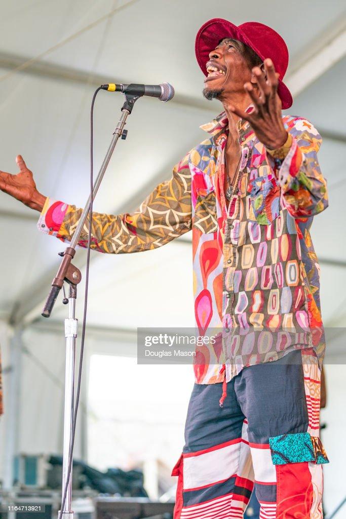 2019 Newport Folk Festival : News Photo