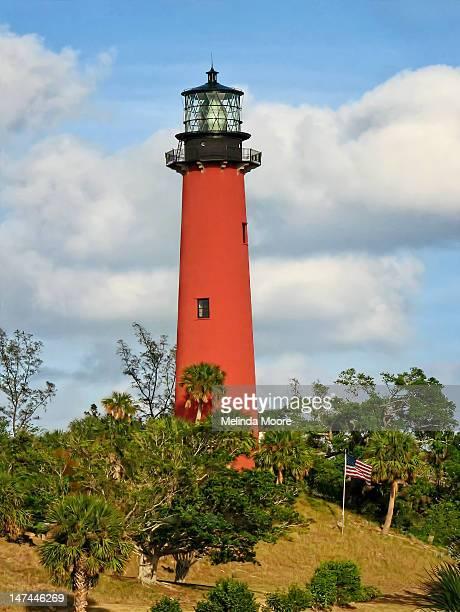jupiter lighthouse - フロリダ州 ジュピター ストックフォトと画像