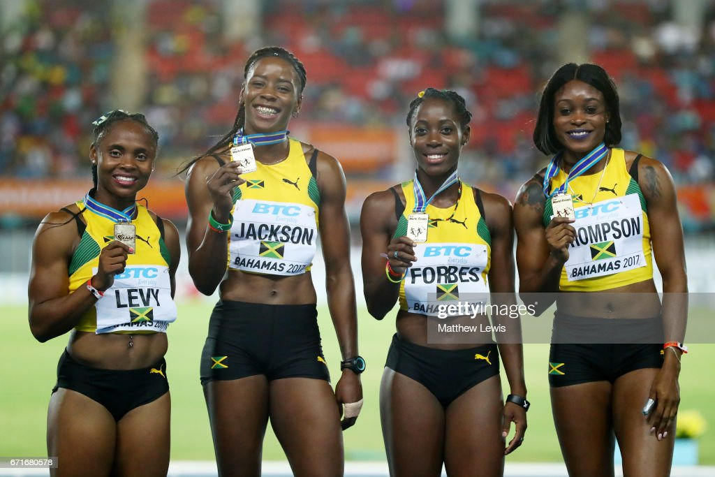 IAAF / BTC World Relays Bahamas 2017
