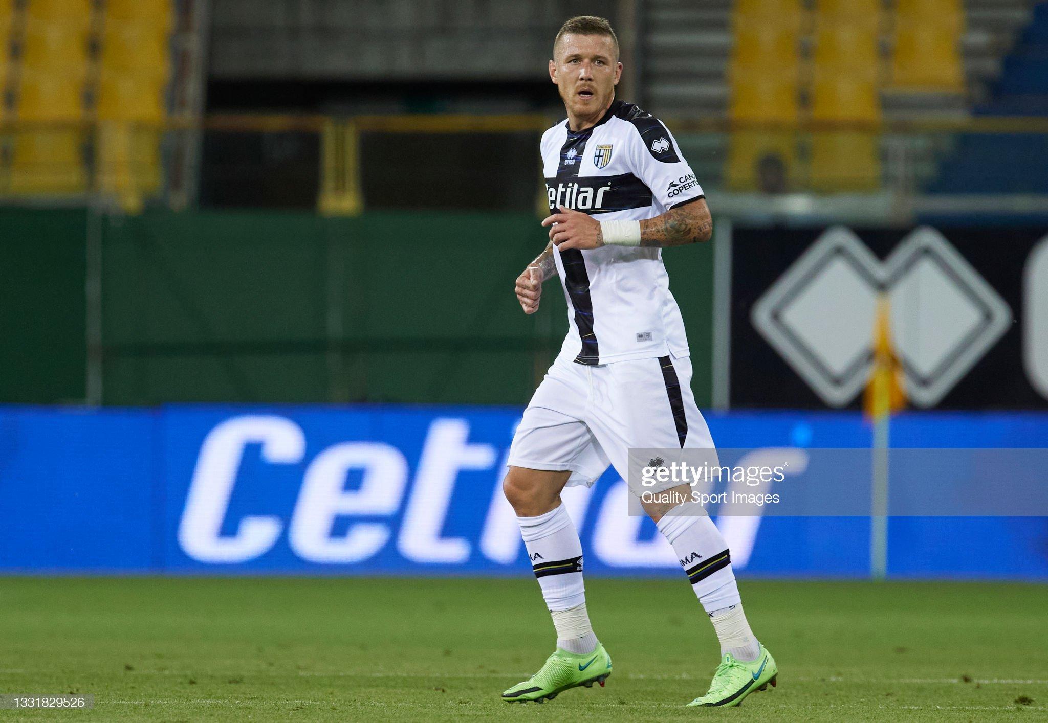 Parma Calcio v US Sassuolo - Pre-Season Friendly : ニュース写真