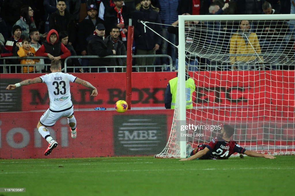 Cagliari Calcio v Parma Calcio - Serie A : News Photo