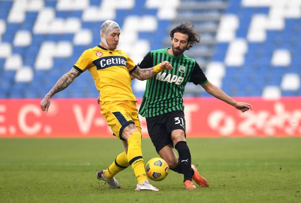 ITA: US Sassuolo v Parma Calcio - Serie A