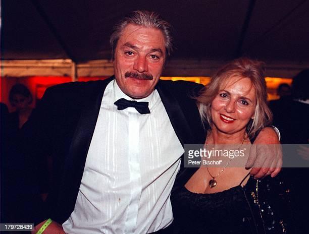 Juraj Kukura mit Ehefrau Tatjana ARDDie Nacht der Stars Verleihung vom Deutschen Bundesfilmpreis