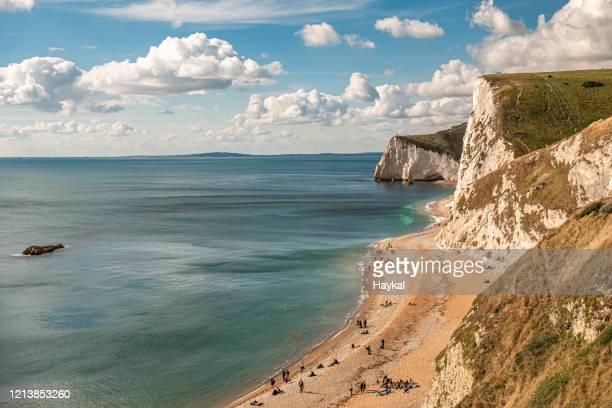 jurassic coast - 英国 ドーセット ストックフォトと画像